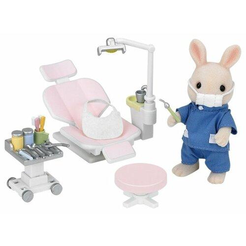 Игровой набор Sylvanian Families Кролик-стоматолог 2817/5095, Игровые наборы и фигурки  - купить со скидкой