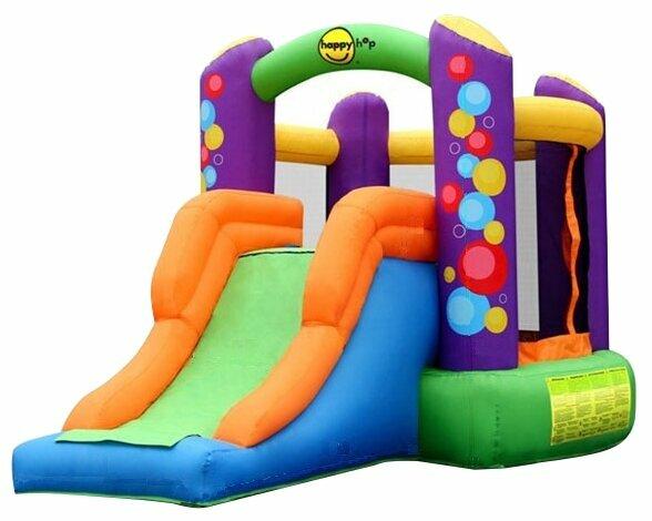 Надувной комплекс Happy Hop Воздушные шары 9236