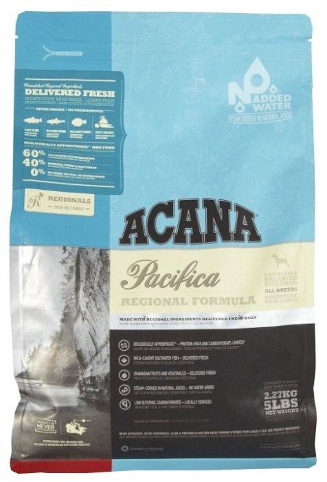 Корм для собак Acana Regionals Pacifica 2.27 кг