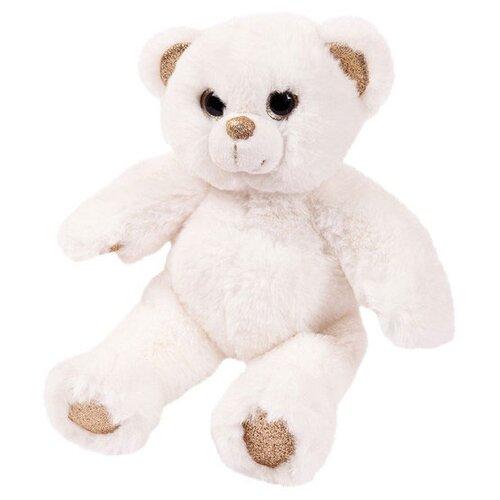 Мягкая игрушка ABtoys Медведь белый 16 см
