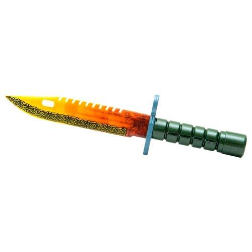 Купить Байонет М9 Maskbro Легенды из Counter-Strike деревянный (11-113), Игрушечное оружие и бластеры