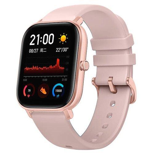 Купить Часы Amazfit GTS розовый