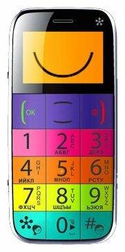 Телефон Just5 CP10 BestInSpace