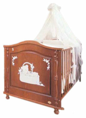 Кроватка HPA Sweet Room