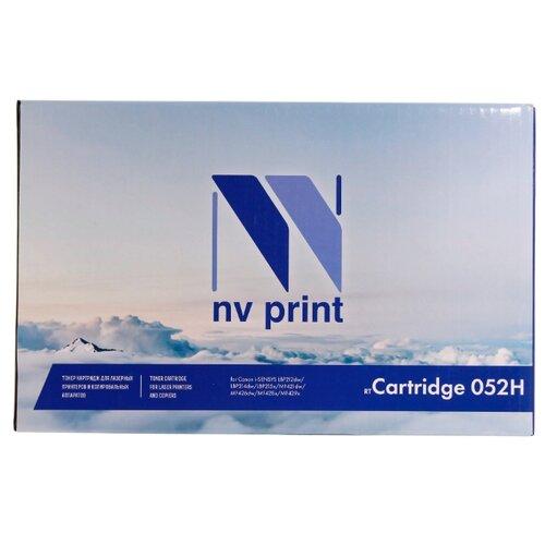 Фото - Картридж NV Print 052H для Canon, совместимый картридж nv print nv 052h для canon i sensys lbp212dw lbp214dw lbp215x mf421dw mf426dw mf428x mf429x 9200k