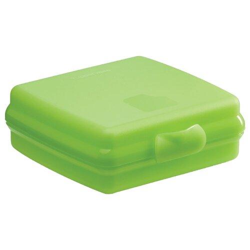 Tupperware Ланч-бокс зеленый А211 зеленый