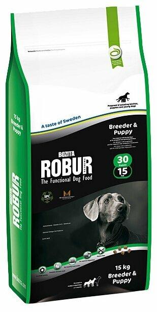 Корм для щенков Bozita Robur 15 кг