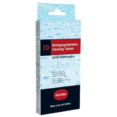 Средство Nivona Для чистки гидросистемы NIRT 701 белый 10 шт.