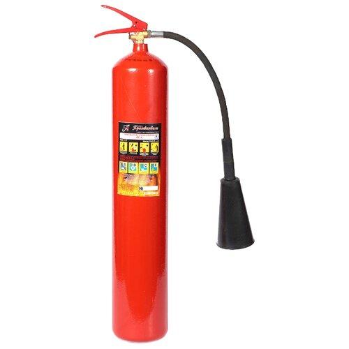 цена на углекислотный огнетушитель Ярпожинвест ОУ-6