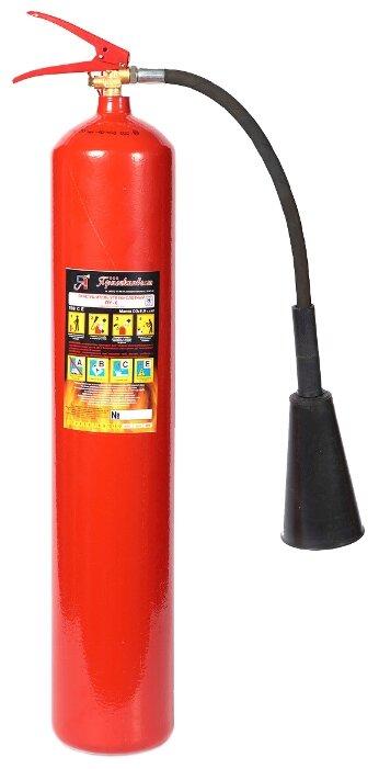 углекислотный огнетушитель Ярпожинвест ОУ-6