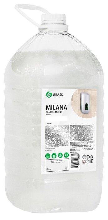 Мыло жидкое Grass Milana Эконом — купить по выгодной цене на Яндекс.Маркете