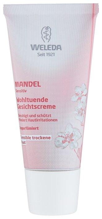 Weleda Mandel Деликатный питательный крем для лица,