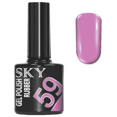 Купить Гель-лак для ногтей SKY Gel Polish Rubber, 10 мл, оттенок 59
