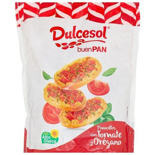 Хлебцы пшеничные Dulcesol с томатом и орегано 160 г