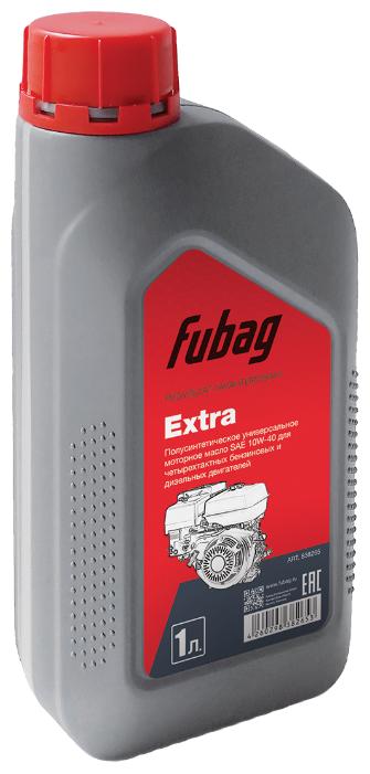 Масло для садовой техники Fubag Extra 10W-40 1 л