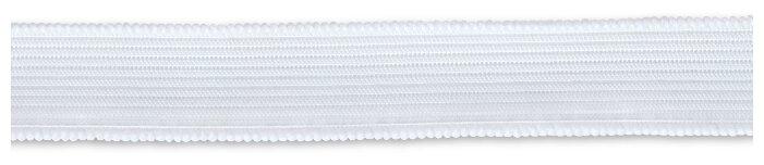 Эластичная лента-джерси (резинка), 10 м, 30 мм, черная