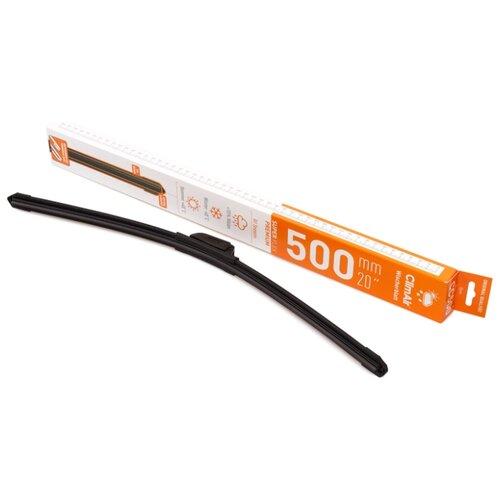 Щетка стеклоочистителя бескаркасная ClimAir CC-500 500 мм, 1 шт.