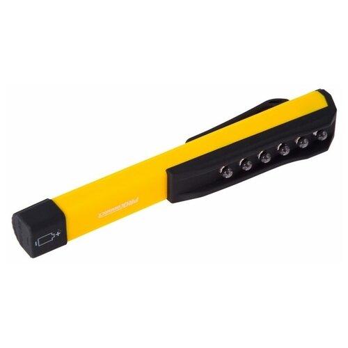 Ручной фонарь PROconnect pc-07 жёлтый фонарик proconnect pc 95
