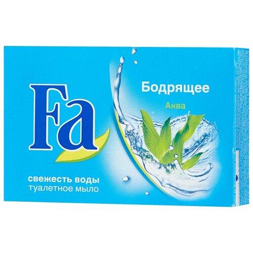 Крем-мыло кусковое Fa Бодрящее Аква, 90 г крем локситан аква