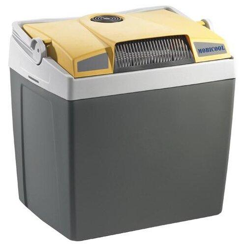 Автомобильный холодильник Mobicool G26 DC серый/желтый