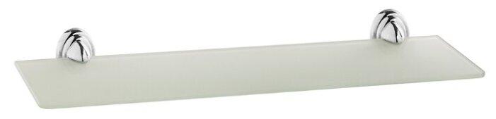 Купить Полка Fora Noval N034 серебристый по низкой цене с доставкой из Яндекс.Маркета (бывший Беру)