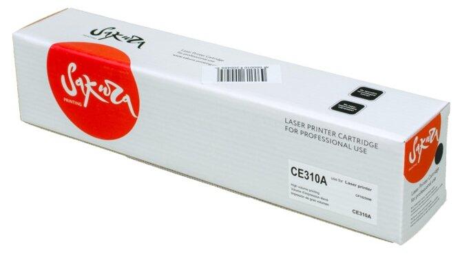 Картридж Sakura CE310A