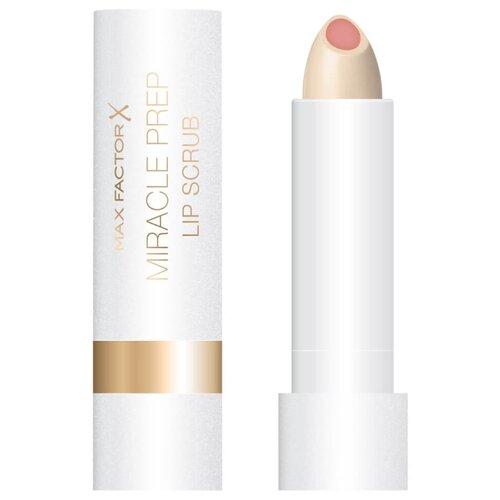 Max Factor Скраб для губ Miracle Prep Lip Scrub max factor miracle prep pore minimising mattifying primer