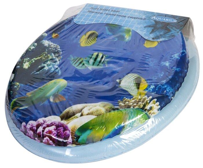 Сиденье для унитаза Aquarius Remiling 103-311-01/14