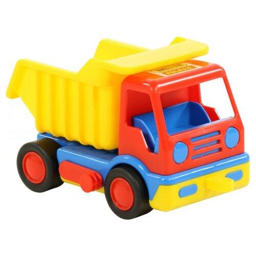 Купить Грузовик Wader Базик (37602) 19 см, Машинки и техника