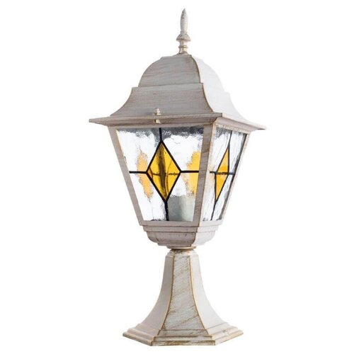 Arte Lamp Наземный светильник Berlin A1014FN-1WG цена 2017
