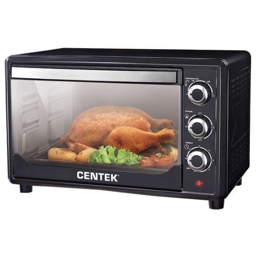 Мини-печь CENTEK CT-1530-36 black