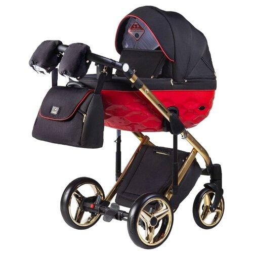 Купить Универсальная коляска Adamex Chantal Special Edition/Polar (3 в 1) C3 A gold, Коляски