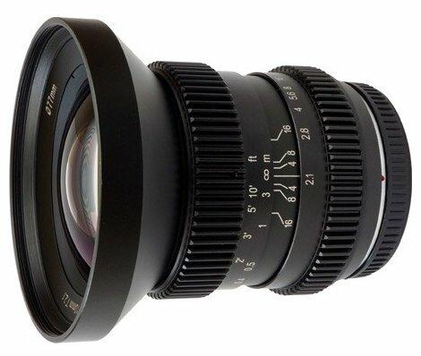 Объектив SLR Magic 10mm T2.1 Hyperprime Micro 4/3