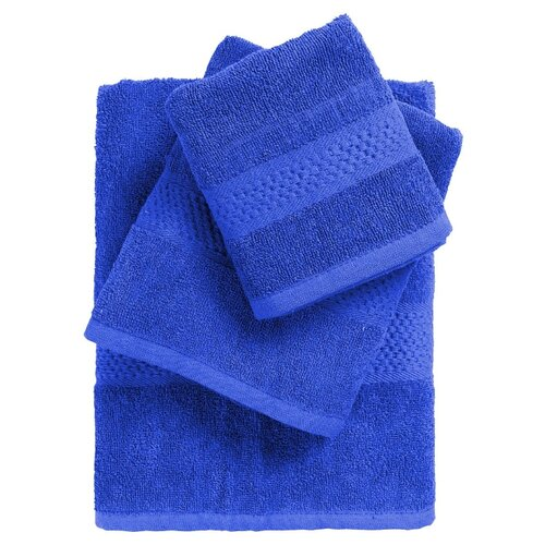 HappyFox Набор полотенец HappyFox HF6090130EK темно-синий