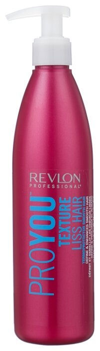 Revlon Professional PROYOU Texture термозащитный лосьон Liss