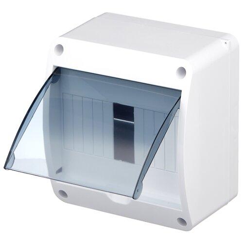 Щит распределительный RUVinil Тусо 68306 навесной, пластик, модулей 6 белый