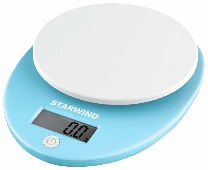 Кухонные весы STARWIND SSK2256/2259