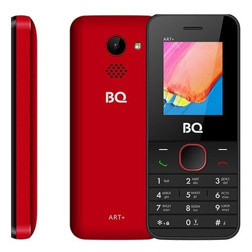 Телефон BQ 1806 ART+ красный телефон