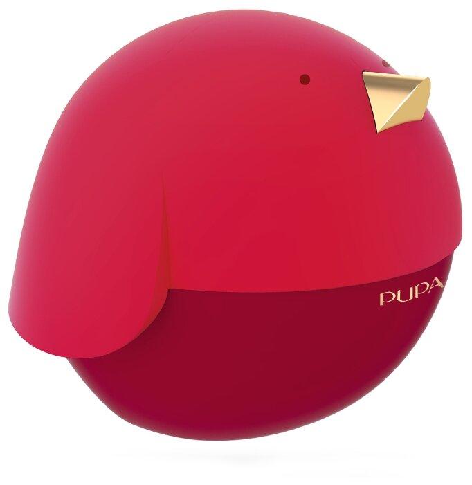 Pupa Набор для макияжа губ Bird 1 красный