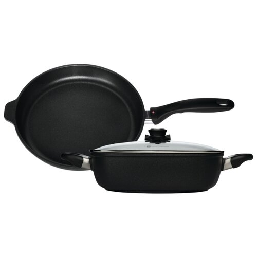 Набор посуды Swiss Diamond XD SET328I 3 пр. черный набор посуды swiss diamond premium steel sd ps set l3
