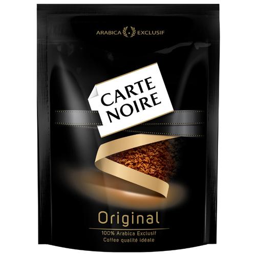Кофе растворимый Carte Noire Original, пакет 75 гРастворимый кофе<br>