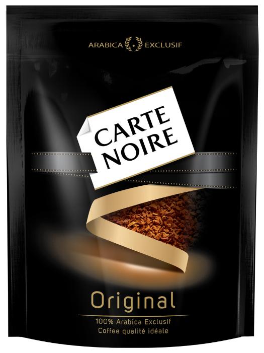 """Кофе Carte Noire """"Original"""", растворимый, 75 гр"""