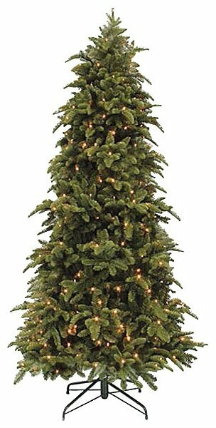 Triumph Tree Ель Нормандия Стройная (лампы)