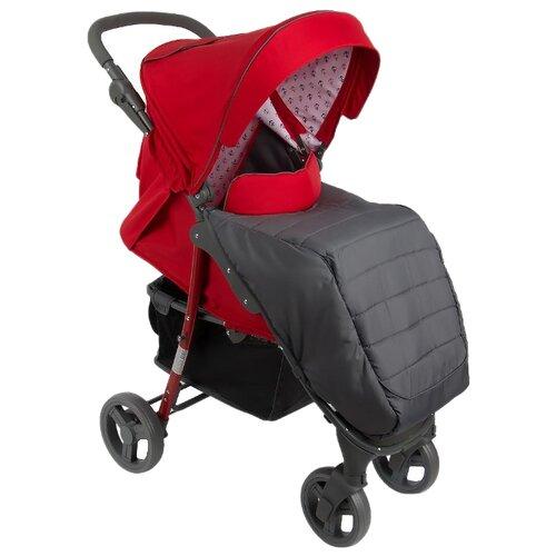 Прогулочная коляска Corol S-8 красный (2018)Коляски<br>