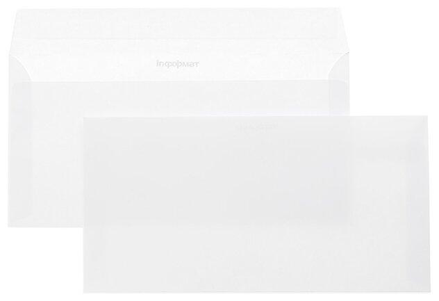 Почтовый пакет InФормат EPE65S00CL DL/E65 (110 х 220 мм)