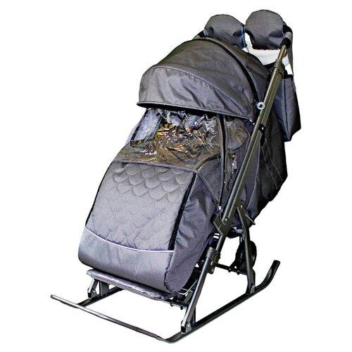 Купить Санки-коляска Galaxy Kids-3-2-Т, Санки и аксессуары