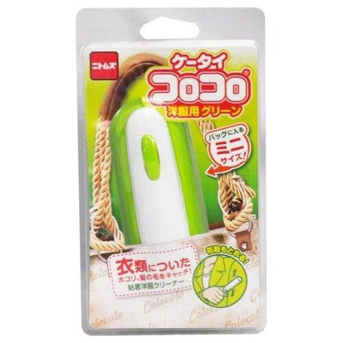 Japan Premium Pet ролик для сбора шерсти животных с одежды зеленый