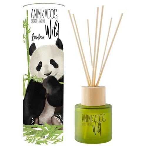 Ambientair диффузор Animikados Wild Bamboo, 100 мл диффузор для автомобиля ambientair