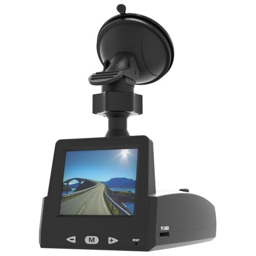 Видеорегистратор с радар-детектором Artway MD-104 COMBO 3 в 1 Super Fast, GPS combo зеркало artway md 160 5 в 1