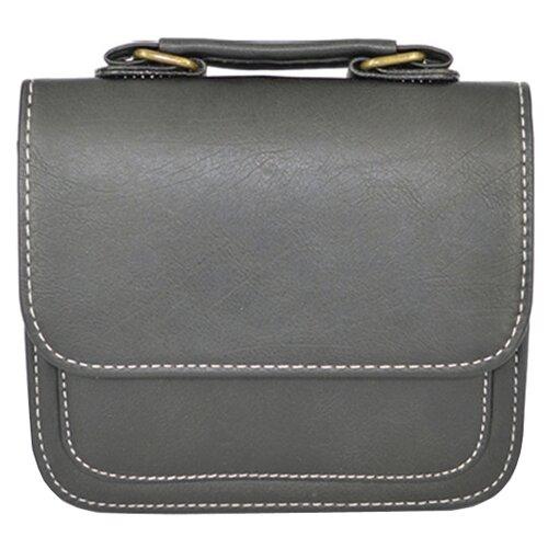 Сумка кросс-боди Kingth Goldn C083, искусственная кожа сумка тоут kingth goldn c134 искусственная кожа